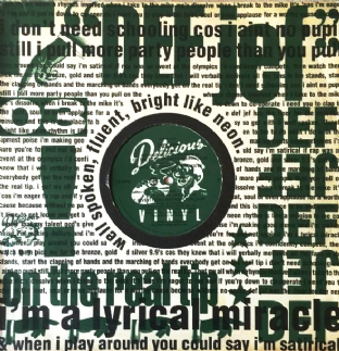 "Def Jef - On The Real Tip (12"") (G-/G+)"